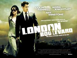London Boulevard - 27 x 40 Movie Poster - UK Style A