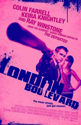 London Boulevard - 27 x 40 Movie Poster - Style B