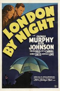 London by Night - 11 x 17 Movie Poster - Style A