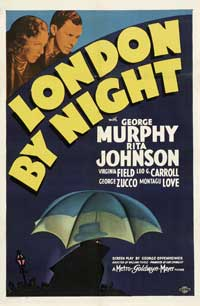 London by Night - 27 x 40 Movie Poster - Style A
