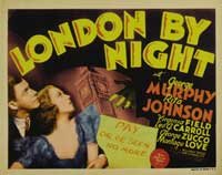 London by Night - 11 x 14 Movie Poster - Style A