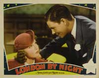 London by Night - 11 x 14 Movie Poster - Style B
