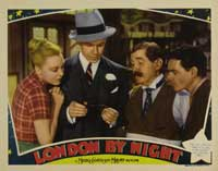 London by Night - 11 x 14 Movie Poster - Style C