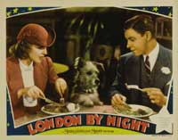 London by Night - 11 x 14 Movie Poster - Style D