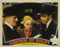 London by Night - 11 x 14 Movie Poster - Style G