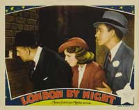 London by Night - 11 x 14 Movie Poster - Style H