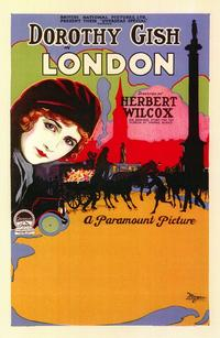 London - 11 x 17 Movie Poster - Style A