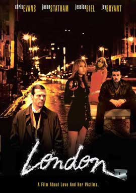 London - 11 x 17 Movie Poster - Style B