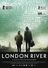 London River - 11 x 17 Movie Poster - UK Style A