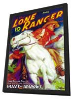 Lone Ranger, The (Pulp)