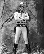 Lone Ranger, The (Pulp) - Ann Sheridan wearing a Glittering Gown