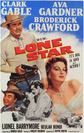 Lone Star - 11 x 17 Movie Poster - Style A
