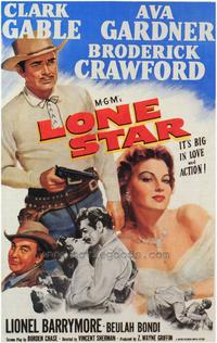 Lone Star - 43 x 62 Movie Poster - Bus Shelter Style A