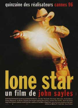 Lone Star - 11 x 17 Movie Poster - French Style A