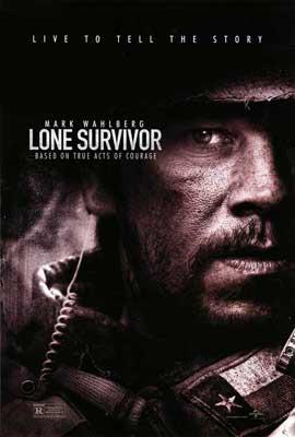 Lone Survivor - 27 x 40 Movie Poster - Style A