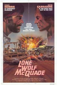 Lone Wolf McQuade - 43 x 62 Movie Poster - Bus Shelter Style A