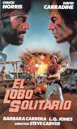 Lone Wolf McQuade - 11 x 17 Movie Poster - Spanish Style A
