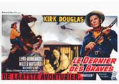 Lonely Are the Brave - 14 x 22 Movie Poster - Belgian Style A