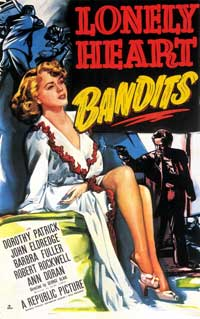 Lonely Heart Bandits - 11 x 17 Movie Poster - Style A