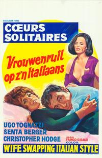 Lonely Hearts - 11 x 17 Movie Poster - Belgian Style A