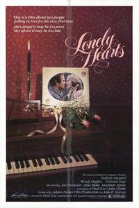 Lonely Hearts - 27 x 40 Movie Poster - Style A