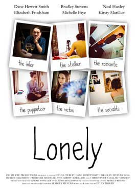 Lonely - 27 x 40 Movie Poster - Style A