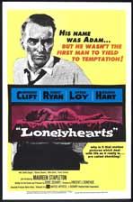 Lonelyhearts - 11 x 17 Movie Poster - Style A