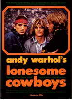 Lonesome Cowboys - 11 x 17 Movie Poster - Style A