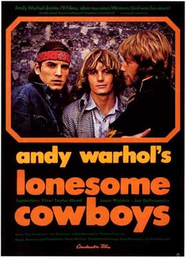 Lonesome Cowboys - 27 x 40 Movie Poster - Style A