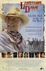 Lonesome Dove - 11 x 17 Movie Poster - Style A