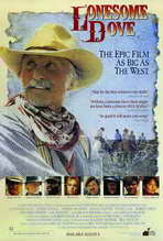 Lonesome Dove - 27 x 40 Movie Poster - Style A