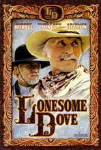 Lonesome Dove - 27 x 40 Movie Poster - Style B