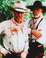 Lonesome Dove - 11 x 17 Movie Poster - Style C