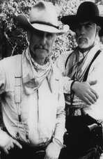Lonesome Dove - 11 x 17 Movie Poster - Style D