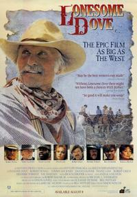 Lonesome Dove - 43 x 62 Movie Poster - Bus Shelter Style A