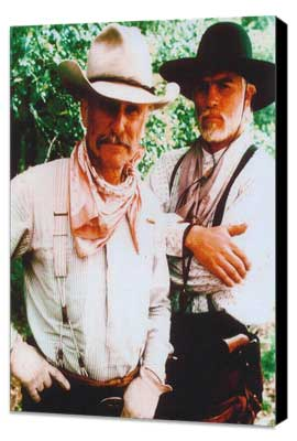 Lonesome Dove - 11 x 17 Movie Poster - Style C - Museum Wrapped Canvas