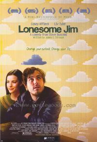 Lonesome Jim - 43 x 62 Movie Poster - Bus Shelter Style A