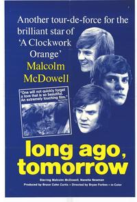 Long Ago Tomorrow - 27 x 40 Movie Poster - Style A
