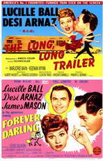 Long, Long Trailer, The / Forever Darling