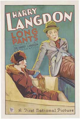 Long Pants - 11 x 17 Movie Poster - Style A