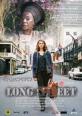 Long Street - 11 x 17 Movie Poster - South Africa Style A