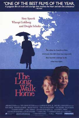 The Long Walk Home - 11 x 17 Movie Poster - Style A