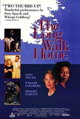 The Long Walk Home - 27 x 40 Movie Poster - Style B