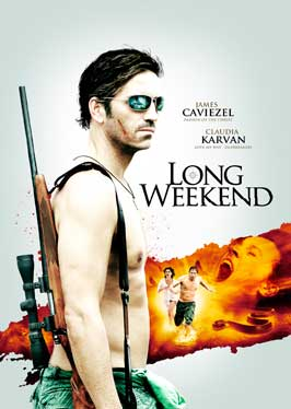 Long Weekend - 27 x 40 Movie Poster - Style A