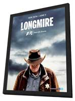 Longmire (TV) - 11 x 17 TV Poster - Style A - in Deluxe Wood Frame