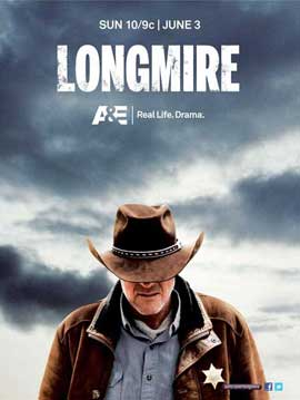 Longmire (TV) - 11 x 17 TV Poster - Style A