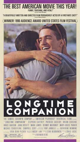 Longtime Companion - 11 x 17 Movie Poster - Style A