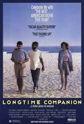 Longtime Companion - 11 x 17 Movie Poster - Style B