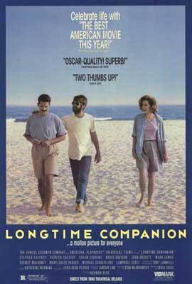 Longtime Companion - 27 x 40 Movie Poster - Style B
