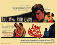 Look In Any Window - 11 x 14 Movie Poster - Style A